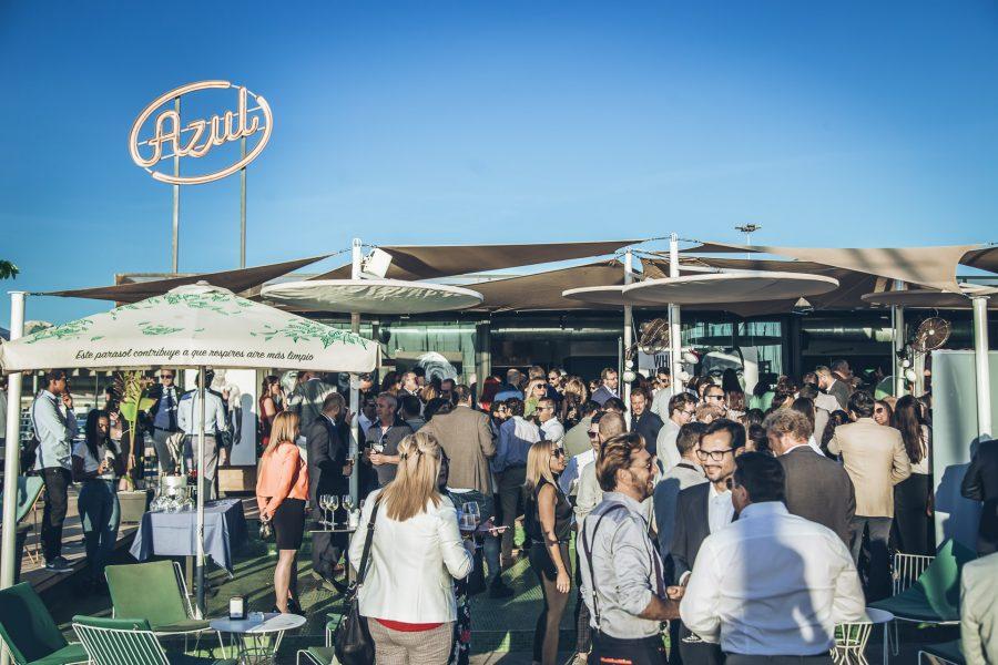 Azul Sunset Point se convierte en punto de encuentro de empresarios europeos